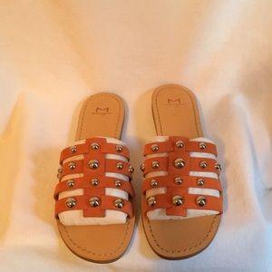 Marc Fisher LTD studded sandals